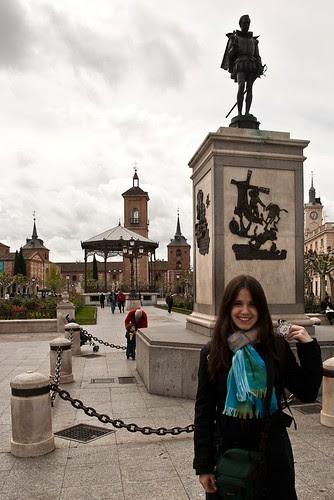 Ovejas por el mundo: Alcalá