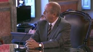 L'interrogatori a Felip Puig com a testimoni en el judici contra Homs ha durat quatre minuts