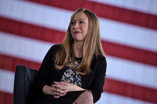 What Chelsea Clinton should do if she ever wants to run for office