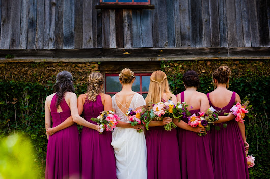 The Vineyards at Betty's Creek Wedding | A Colorful Mountain Celebration | Abby + Tripp | Part I
