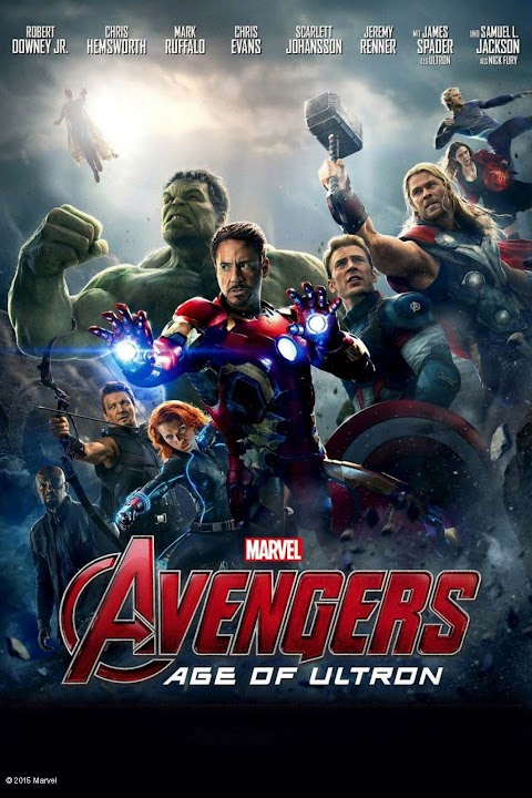 Avengers Age Of Ultron Free Movies