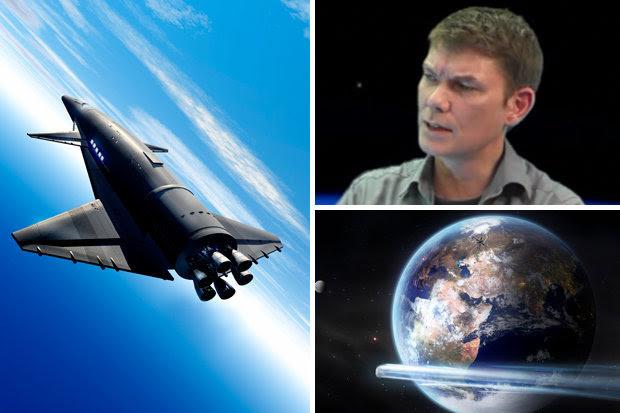 英國著名駭客聲稱美國擁有太空戰艦