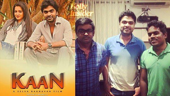 Selvaraghavan-Simbu's 'Kaan' First Look Today!