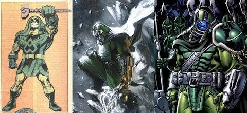 Guardians Of The Galaxy Ronan Comic