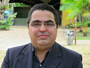 Sylvio Puga também concorre ao cargo de reitor da Ufam (Foto: Divulgação)