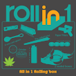 CLICK HERE to support Rollin'1 -All in one rolling box on the go
