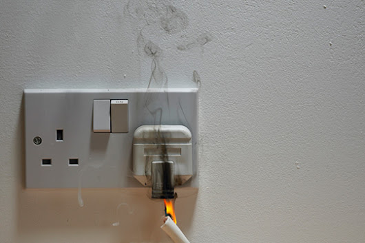 Electrical Fire Safety | Prevent Electrical Fires In Your Home