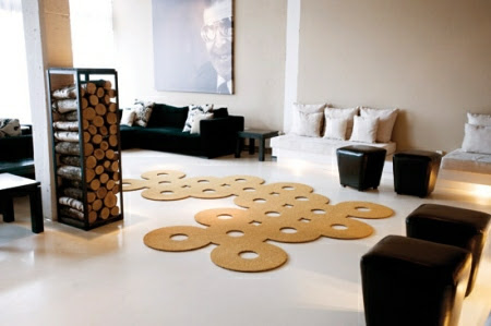 Silhouette rugs designed by the Object Carpet