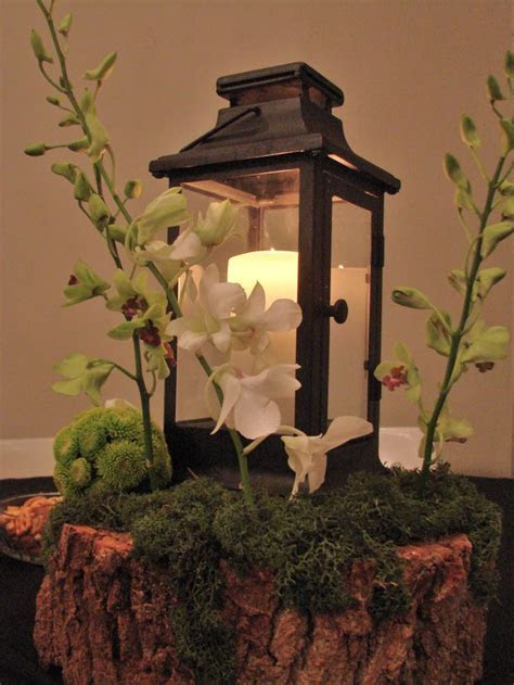 Enchanted Forest Centerpiece   Prom Decor   Pinterest