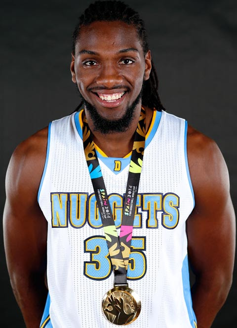 Kenneth Faried a Raptor?