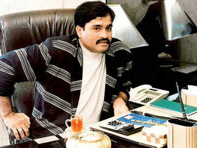 File image of underworld don Dawood Ibrahim.