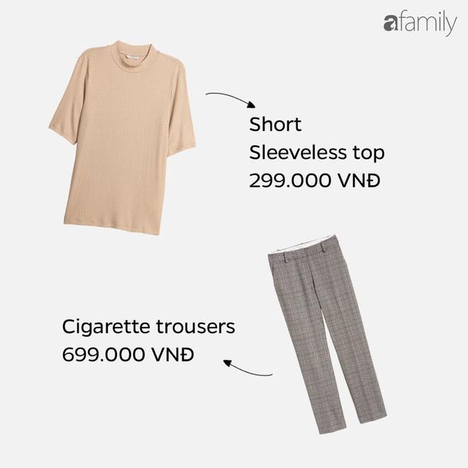 Với ngân sách 1 triệu, vào H&M bạn có thể mua được đủ bộ cả quần lẫn áo diện đi đâu cũng đẹp - Ảnh 3.