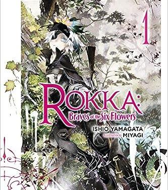 Rokka No Yuusha Light Novel