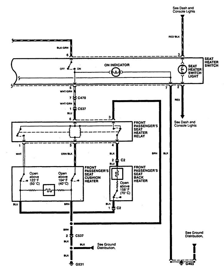heated electric seat wiring diagram image 10