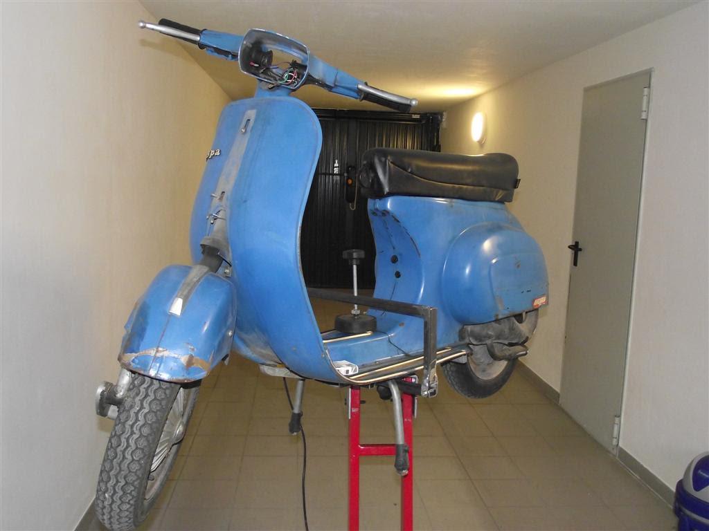 Vespa 50 Special Max