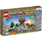 LEGO Minecraft 717-Piece The Crafting Box 2.0 Construction Set
