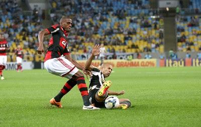 Emerson jogo Flamengo x Botafogo (Foto: André Durão / Globoesporte.com)