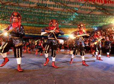 Concurso estadual de quadrilhas reúne 10 mil pessoas em Periperi