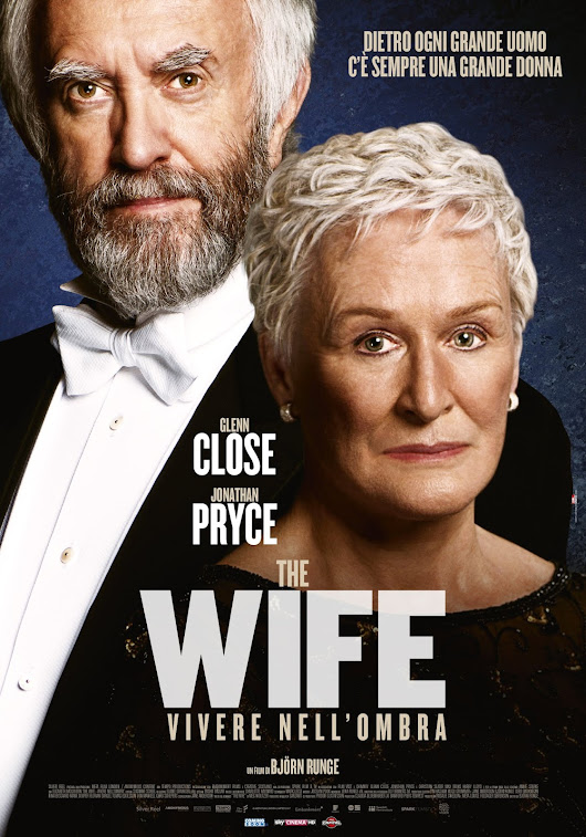 The Wife con Glenn Close – Jonathan PRYCE
