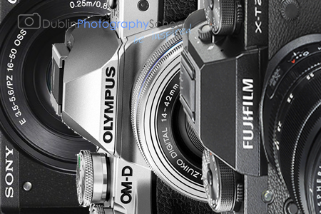 Mirrorless Camera Photography Courses Dublin - With Dublin Photography School