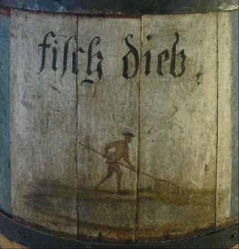 Schandmantel Ravensburg Mhq Fischdieb