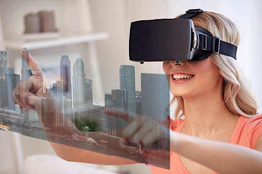 Using Virtual Reality For Real Estate Applications In 2017