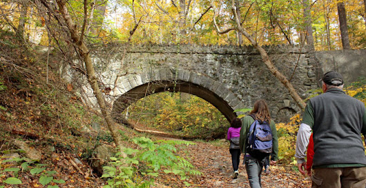 Explore the Wissahickon and Win Prizes with the 2018 All Trails Challenge