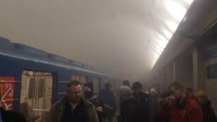 Russia metro explosion: Live updates