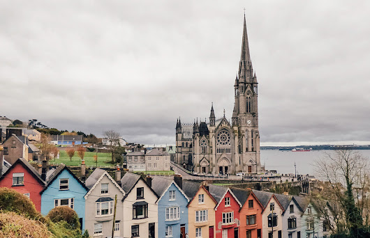 1 day in County Cork: Cobh and Blarney Castle • Along Came An Elephant