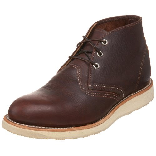 Red Wing Shoes Men's Work Chukka Boot,Briar Oil Slick,7.5 D US