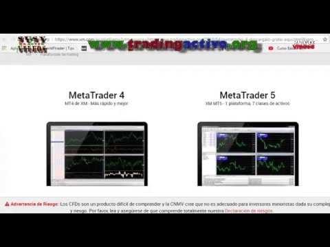 Metatrader 4 descargalo gratis aqui