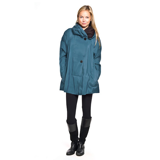New Sapphire Mycra Pac Raincoats Now Available