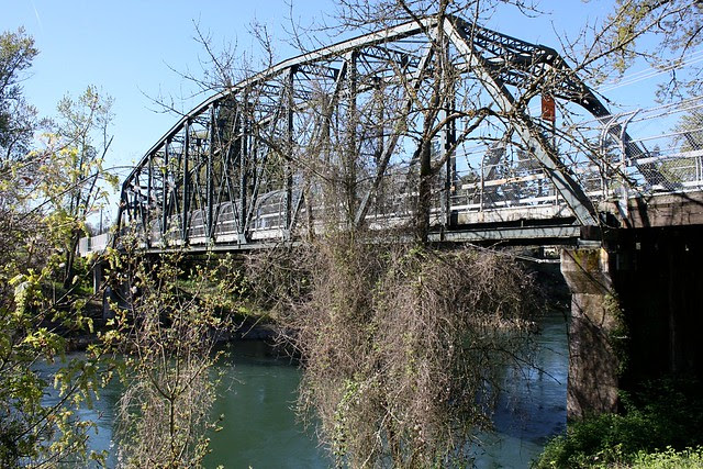 82nd Drive Bridge, Clackamas River