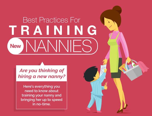 Best Practices for Training New Nannies [Infographic]