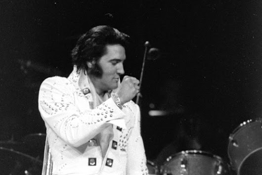 When Elvis Played New York—Nervously
