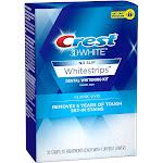 Crest 3D White Classic Vivid Dental Whitening Kit - 10 count