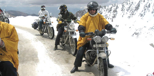 Things to Remember When Going on a Motorbike Tour