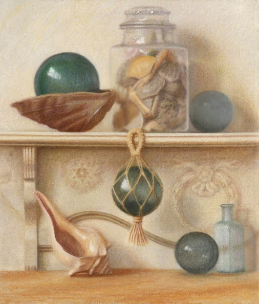 The Essence of Painting Still Life~ Voyagers -