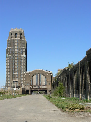 Central Terminal, Buffalo