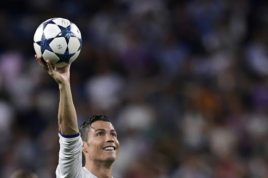 Ronaldo leads charge into Champions League semis - World Soccer Talk