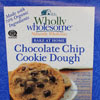 Wholly Wholesome Chocolate Chip Cookie Dough