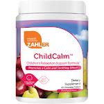 Zahlers ChildCalm fruit Flavor - 60 Chewable Tablets