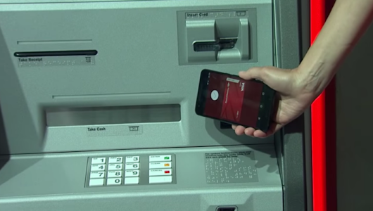 Bank Of America Will Let You Withdraw Cash Using Android Pay At 5,000 ATMs By The End Of This Year