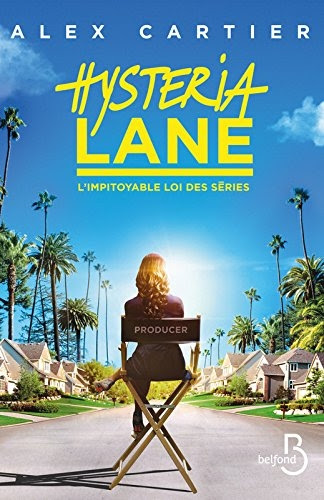 Couverture Hysteria lane