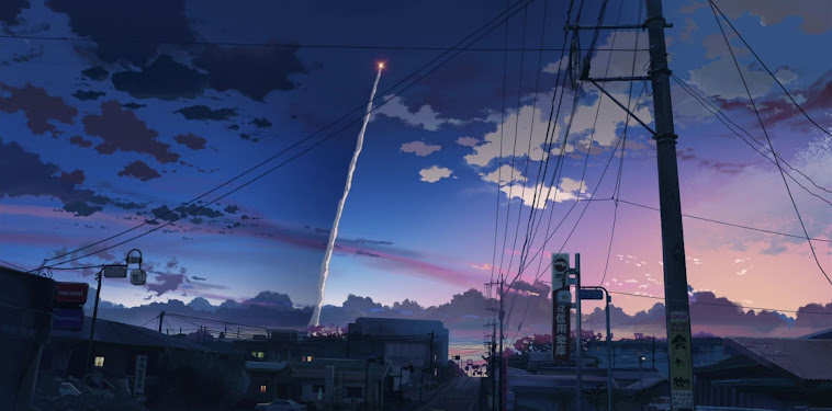 Aesthetic Anime Desktop Wallpaper