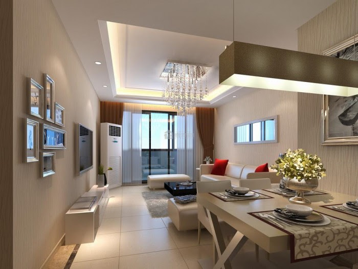 Metalic lounge dining skyscraper luxury china