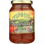 Organic Ville Organic Pizza - Sauce - 15.5 Fl Ounce - PACK OF 72
