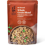 Whole Grain Blend with Brown Rice, Lentils & Quinoa - 8.8oz - Good & Gather