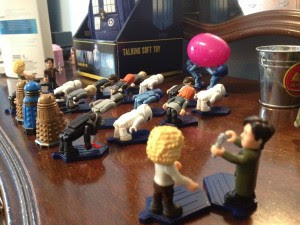 The Doctor and River are a bit concerned