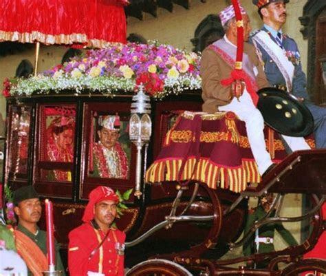 Princess Shruti, daughter of King Birendra of Nepal, with